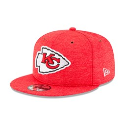 Kansas City Chiefs 2018 Sideline Home 9FIFTY Snapback