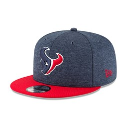 Houston Texans 2018 Sideline Home 9FIFTY Snapback 27ab856f1