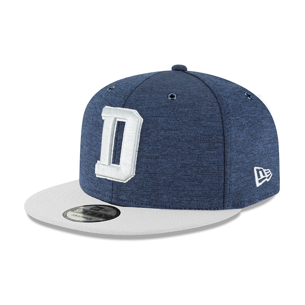 9FIFTY Snapback – Dallas Cowboys – 2018 Sideline Home