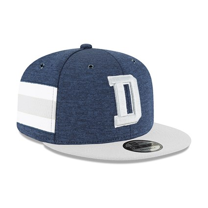 Dallas Cowboys 2018 Sideline Home 9FIFTY Snapback