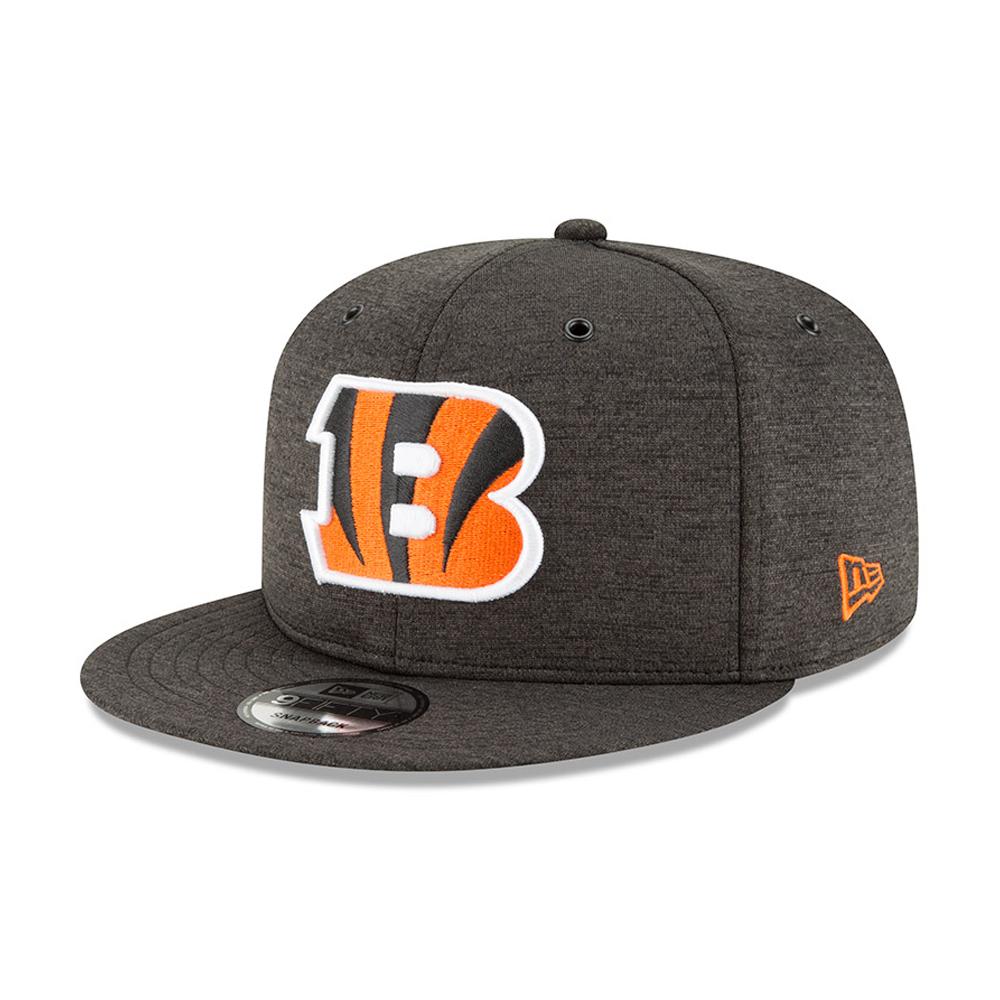 Cincinnati Bengals 2018 Sideline Home 9FIFTY Snapback 2867f5561