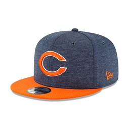 Chicago Bears 2018 Sideline Home 9FIFTY Snapback