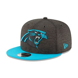 Carolina Panthers 2018 Sideline Home 9FIFTY Snapback