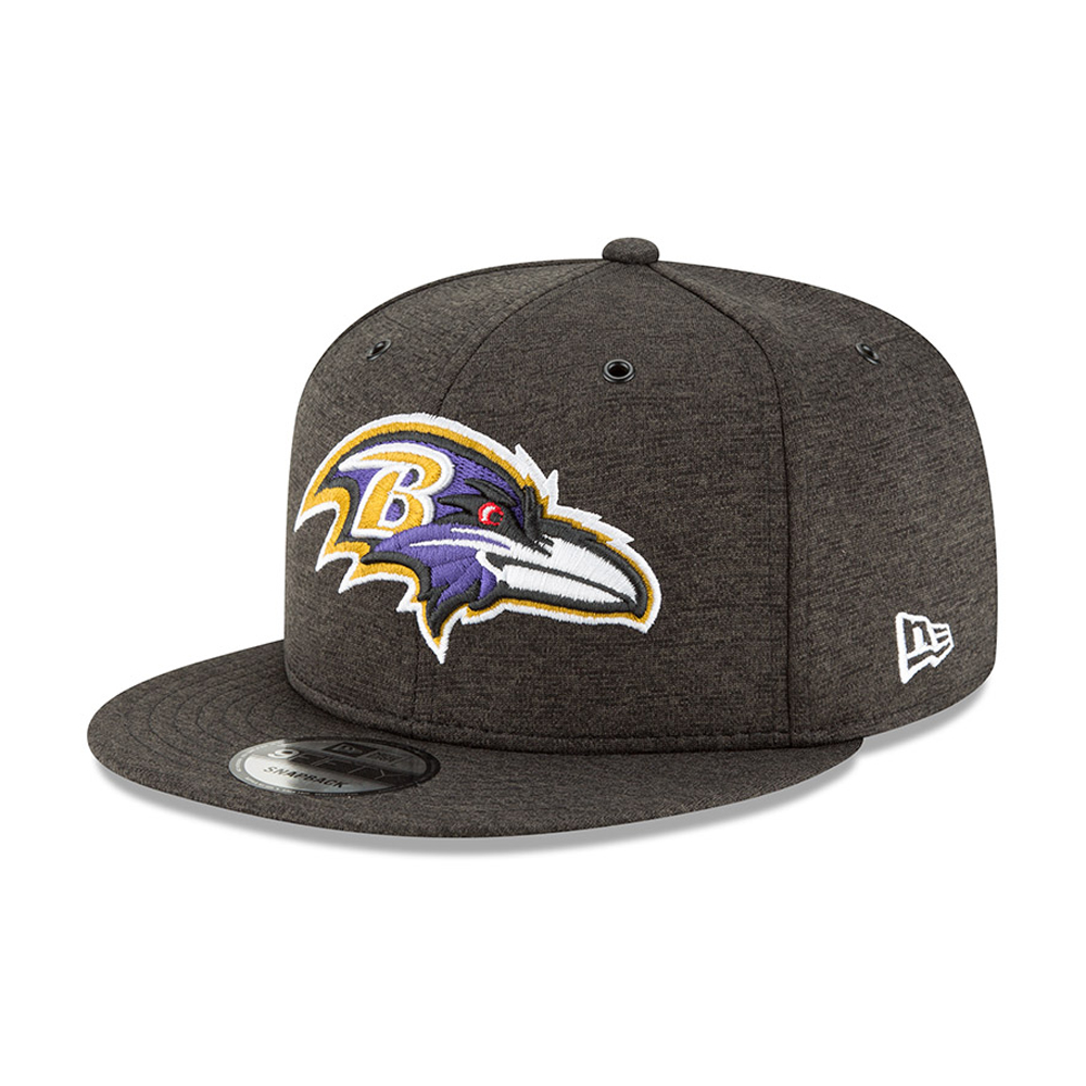 228567a9b7df0 Baltimore Ravens 2018 Sideline Home 9FIFTY Snapback