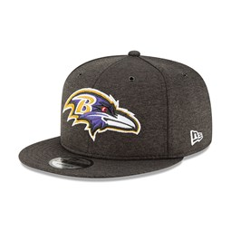 Baltimore Ravens 2018 Sideline Home 9FIFTY Snapback cb5e57563bbc