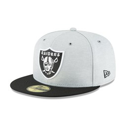 Oakland Raiders 2018 Sideline 59FIFTY