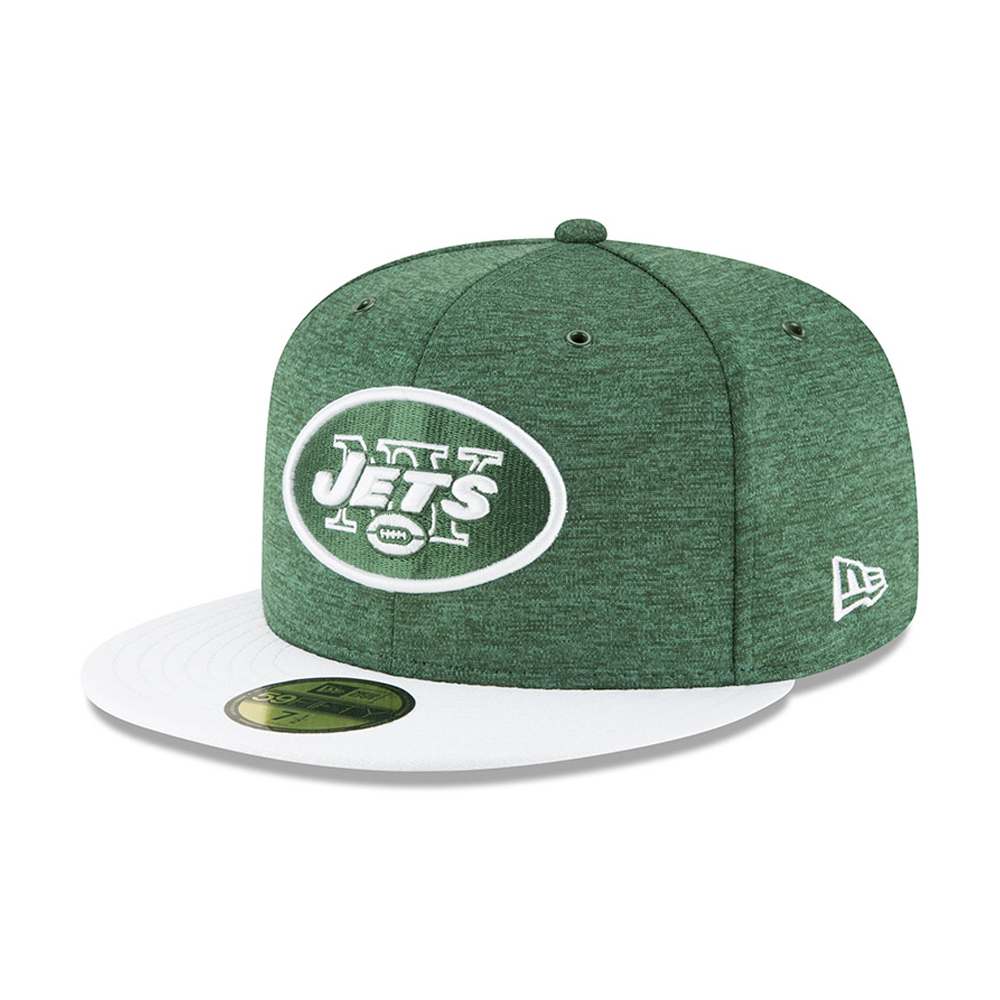 purchase cheap c4b97 ef8ab New York Jets 2018 Sideline 59FIFTY