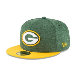 59FIFTY – Green Bay Packers – 2018 Sideline
