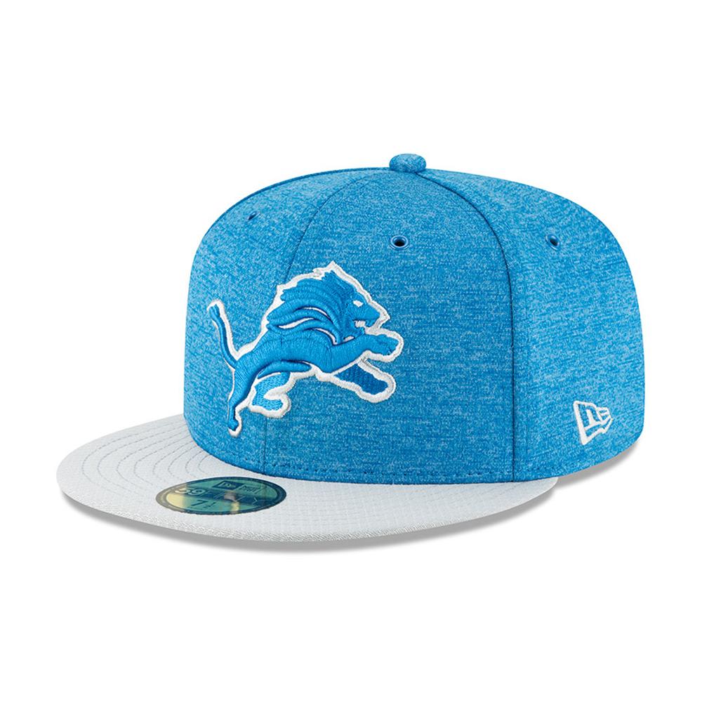 59FIFTY – Detroit Lions – 2018 Sideline | New Era