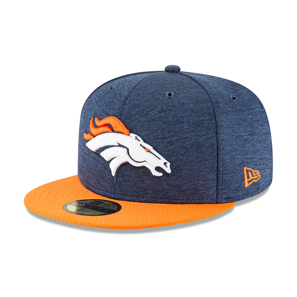 Denver Broncos 2018 Sideline 59FIFTY