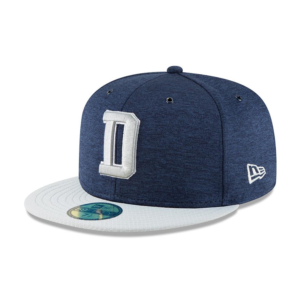 59FIFTY – Dallas Cowboys – 2018 Sideline