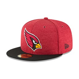 8f10bd0116855 Arizona Cardinals 2018 Sideline 59FIFTY