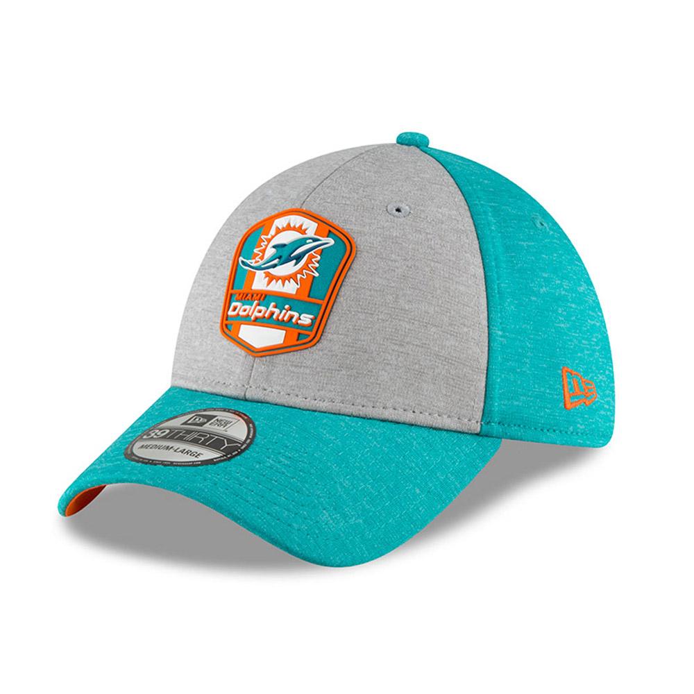 Miami Dolphins 2018 Sideline Away 39THIRTY 5efe6567a760