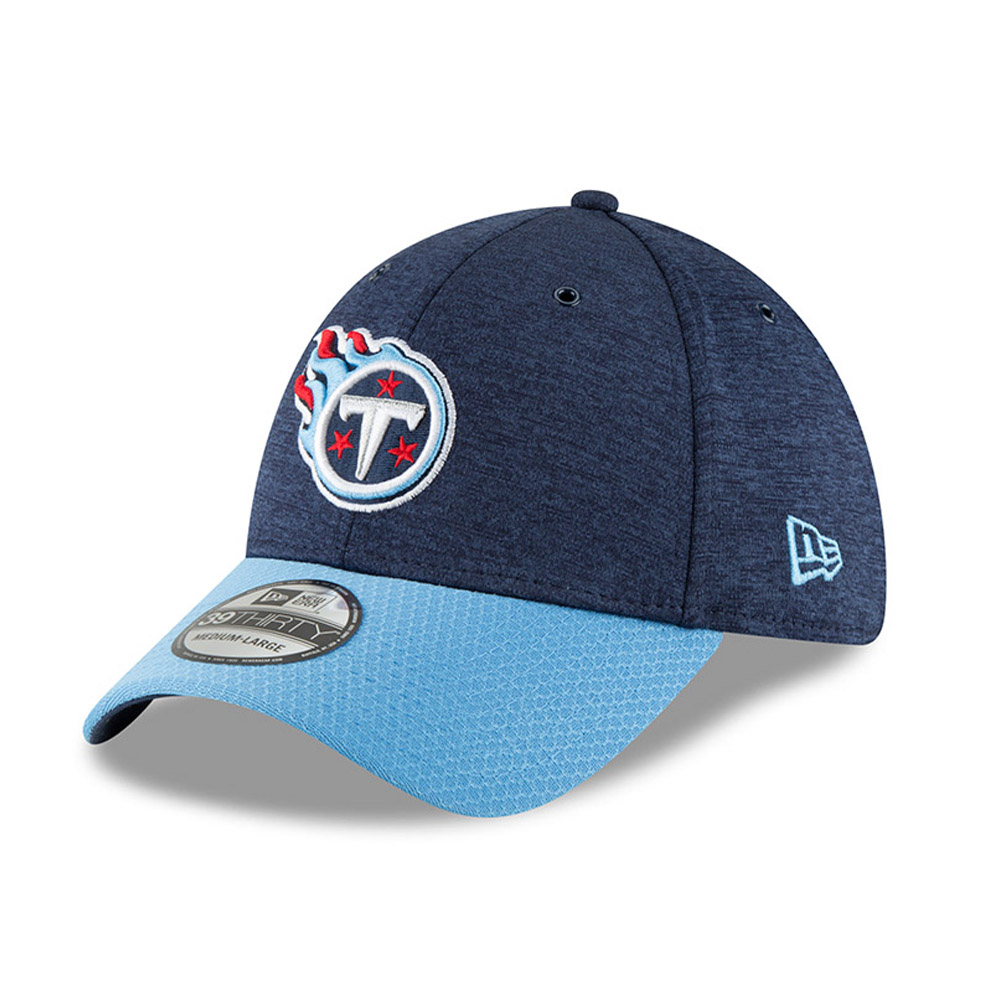 39THIRTY – Tennessee Titans 2018 Sideline Home