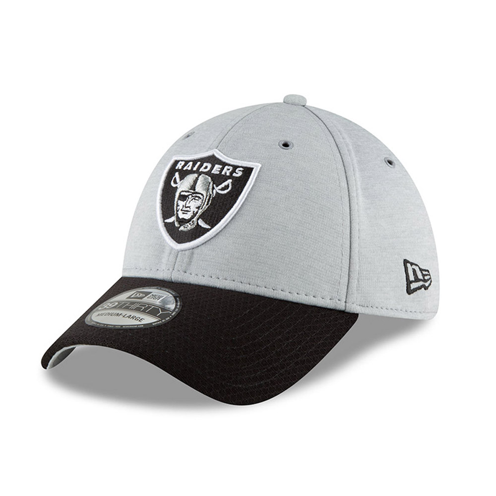 Oakland Raiders 2018 Sideline Home 39THIRTY