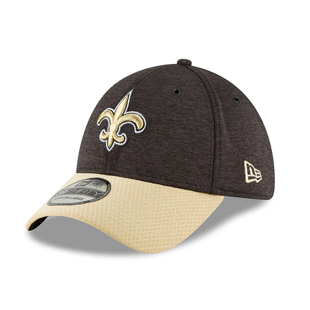New Orleans Saints 2018 Sideline Home 39THIRTY