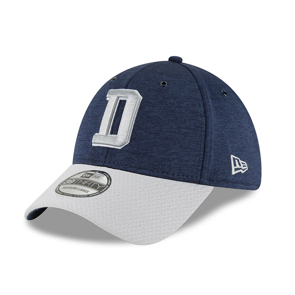 premium selection 3b899 5973b Dallas Cowboys 2018 Sideline Home 39THIRTY