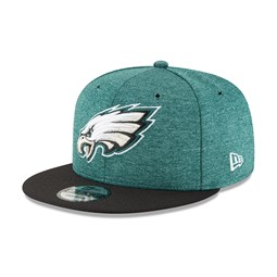Philadelphia Eagles 2018 Sideline Home 9FIFTY Snapback cf2897cd2c8