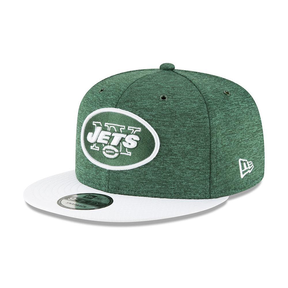 Cappellino con chiusura posteriore Sideline Home 9FIFTY dei New York Jets  2018  9edd84d00d66