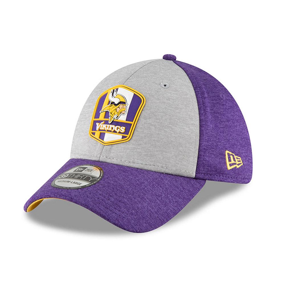 Minnesota Vikings 2018 Sideline Away 39THIRTY