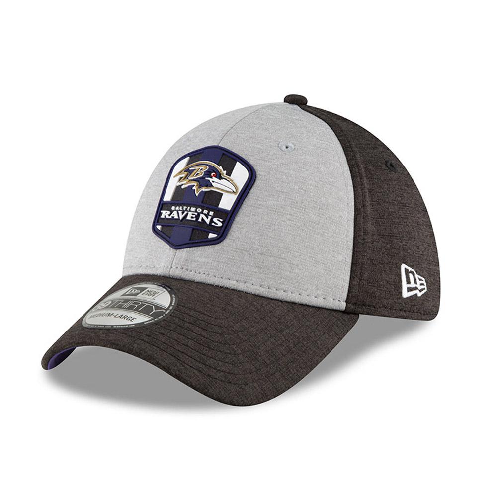 Baltimore Ravens 2018 Sideline Away 39THIRTY ccb6fb8fd3ff