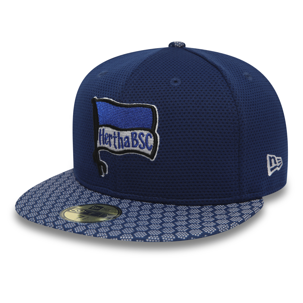 Hertha BSC Hex Weave 59FIFTY