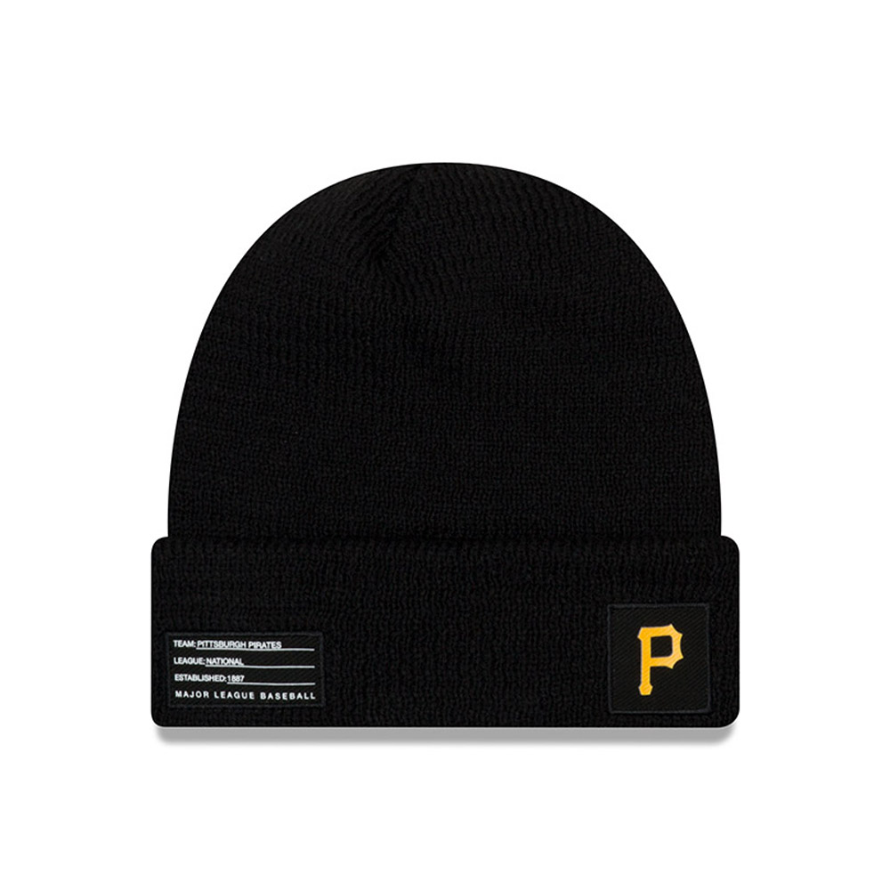 Pittsburgh Pirates Authentic Collection Cuff Knit