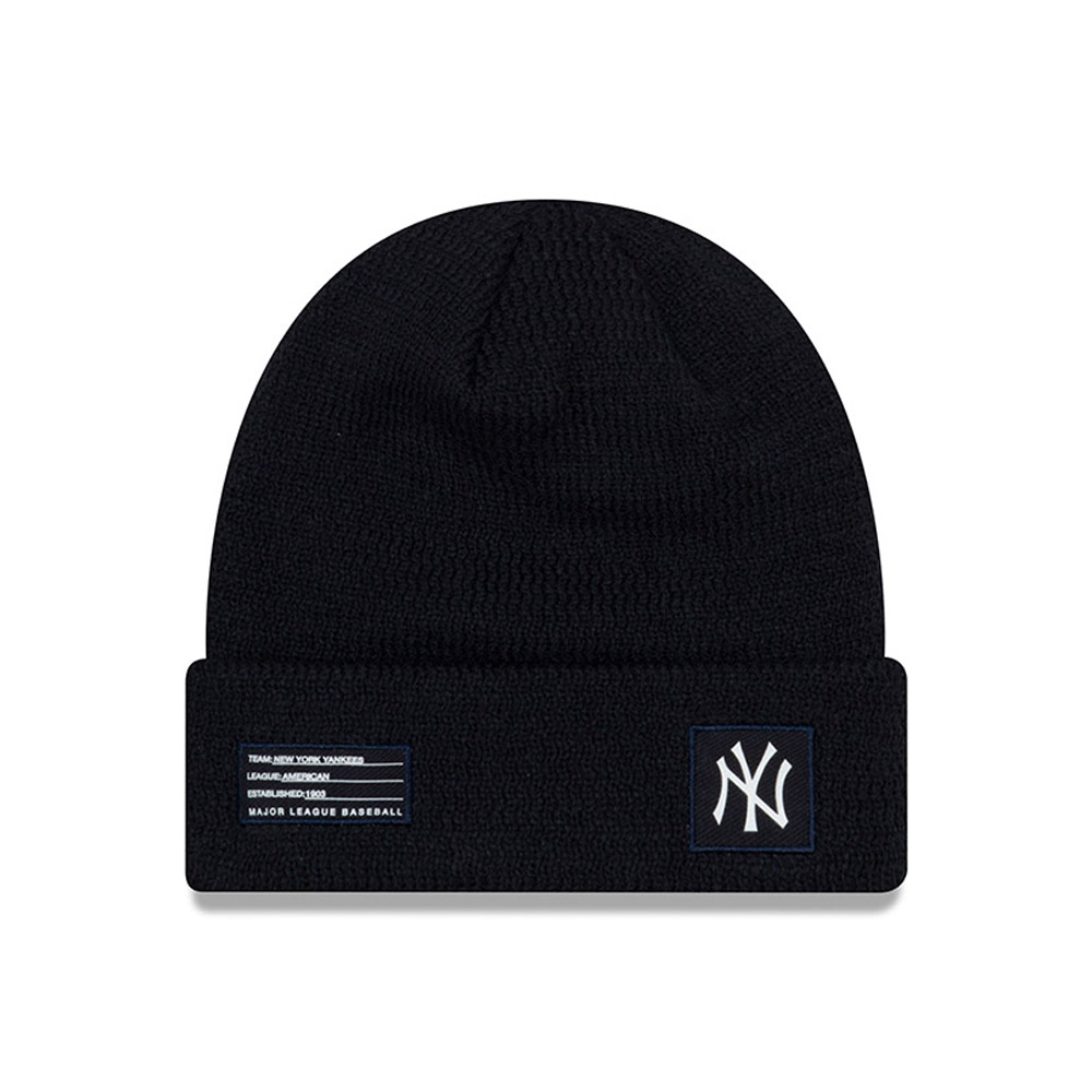 New York Yankees Authentic Collection Cuff Knit