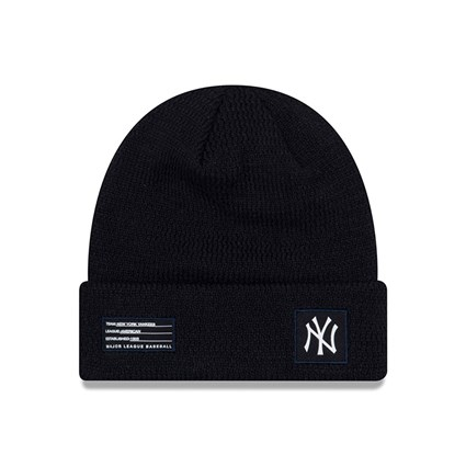 132496d6cea New York Yankees Authentic Collection Cuff Knit