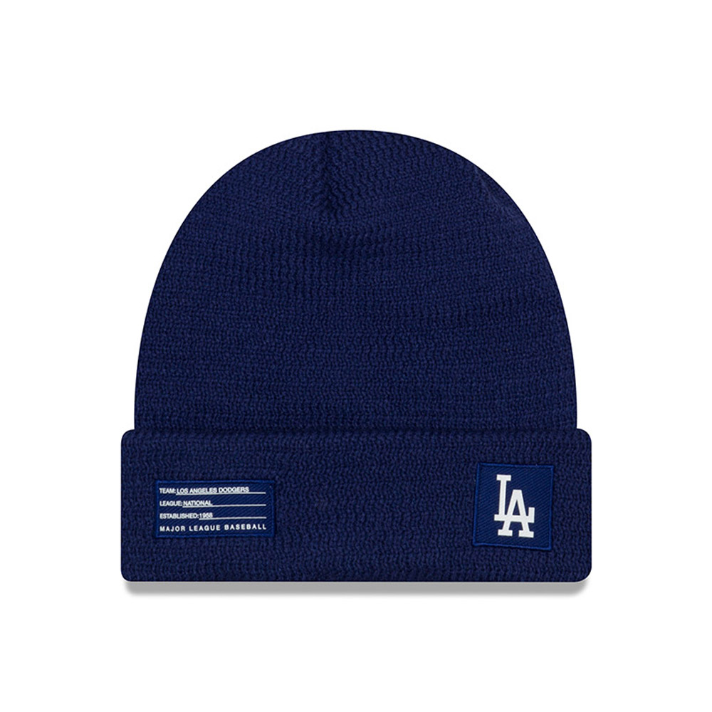 Los Angeles Dodgers Authentic Collection Cuff Knit