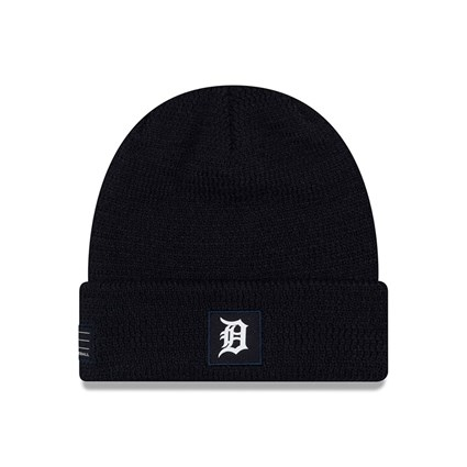 Detroit Tigers Authentic Collection Cuff Knit