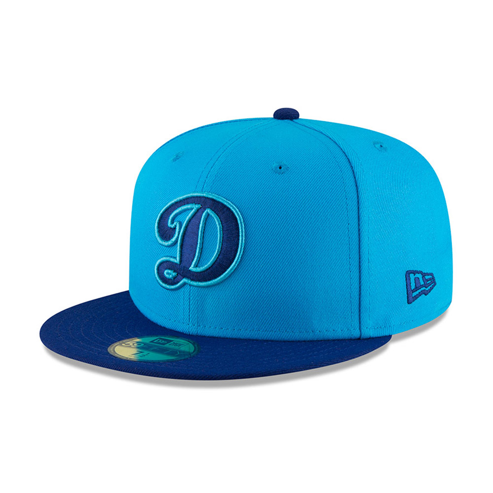 Los Angeles Dodgers On Field Players Weekend 59FIFTY  44a293b4163