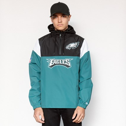 wholesale dealer 1fcc0 2bd03 Philadelphia Eagles Windbreaker Jacket | New Era