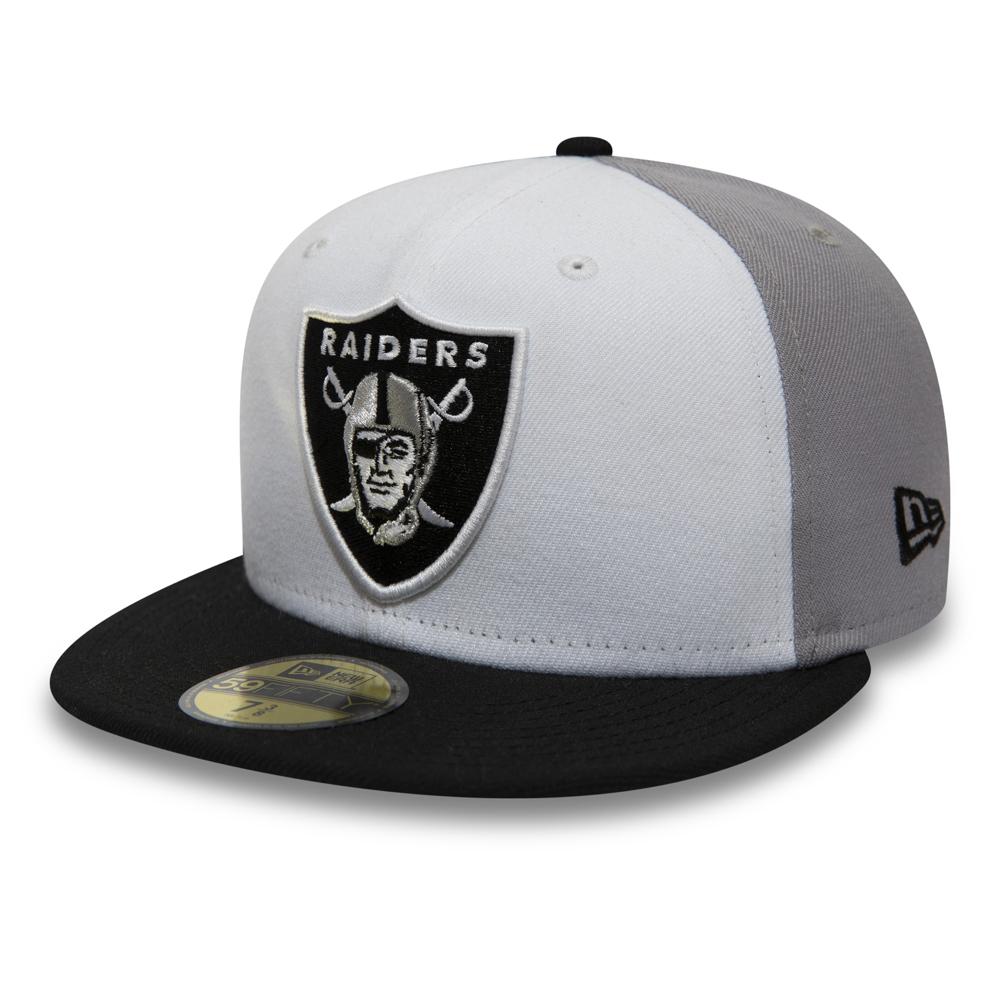 Oakland Raiders Team 59FIFTY 60c60eda52aa