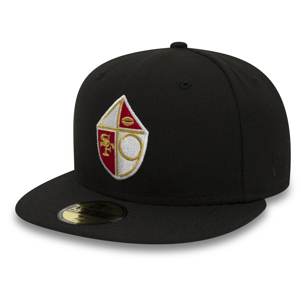San Francisco 49ers Team Logo Classic 59FIFTY