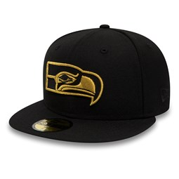 Seattle Seahawks Team Logo Classic 59FIFTY