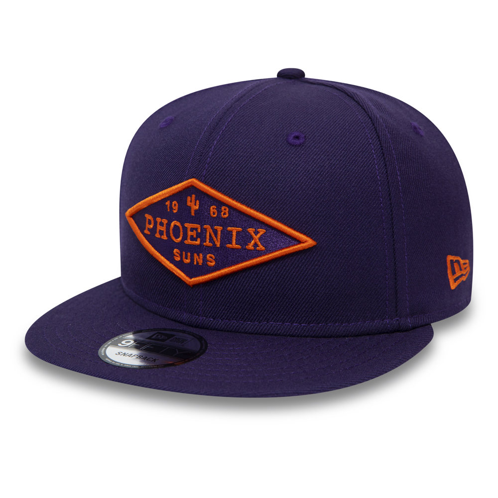Phoenix Suns Wordmark 9FIFTY Snapback