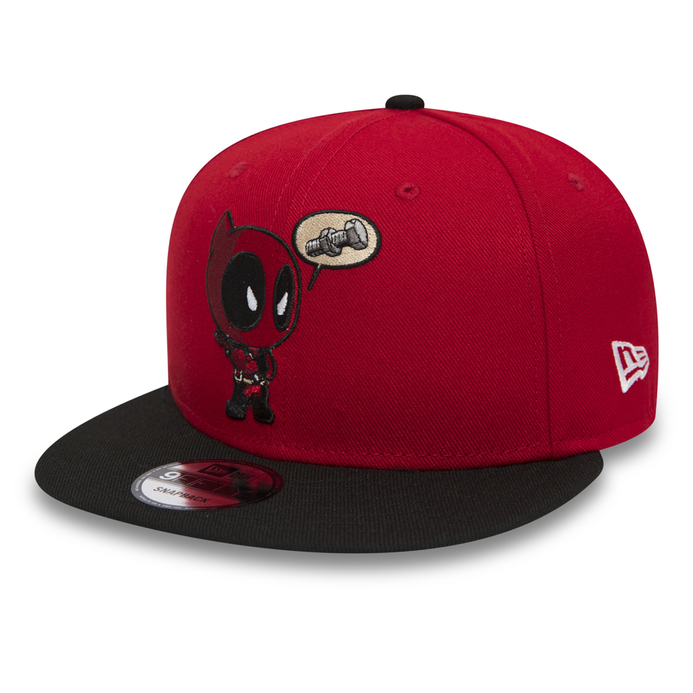 Deadpool Character 9FIFTY Snapback