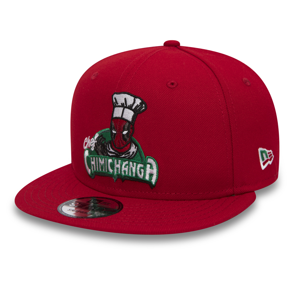 Deadpool Chimichanga Chef 9FIFTY Snapback