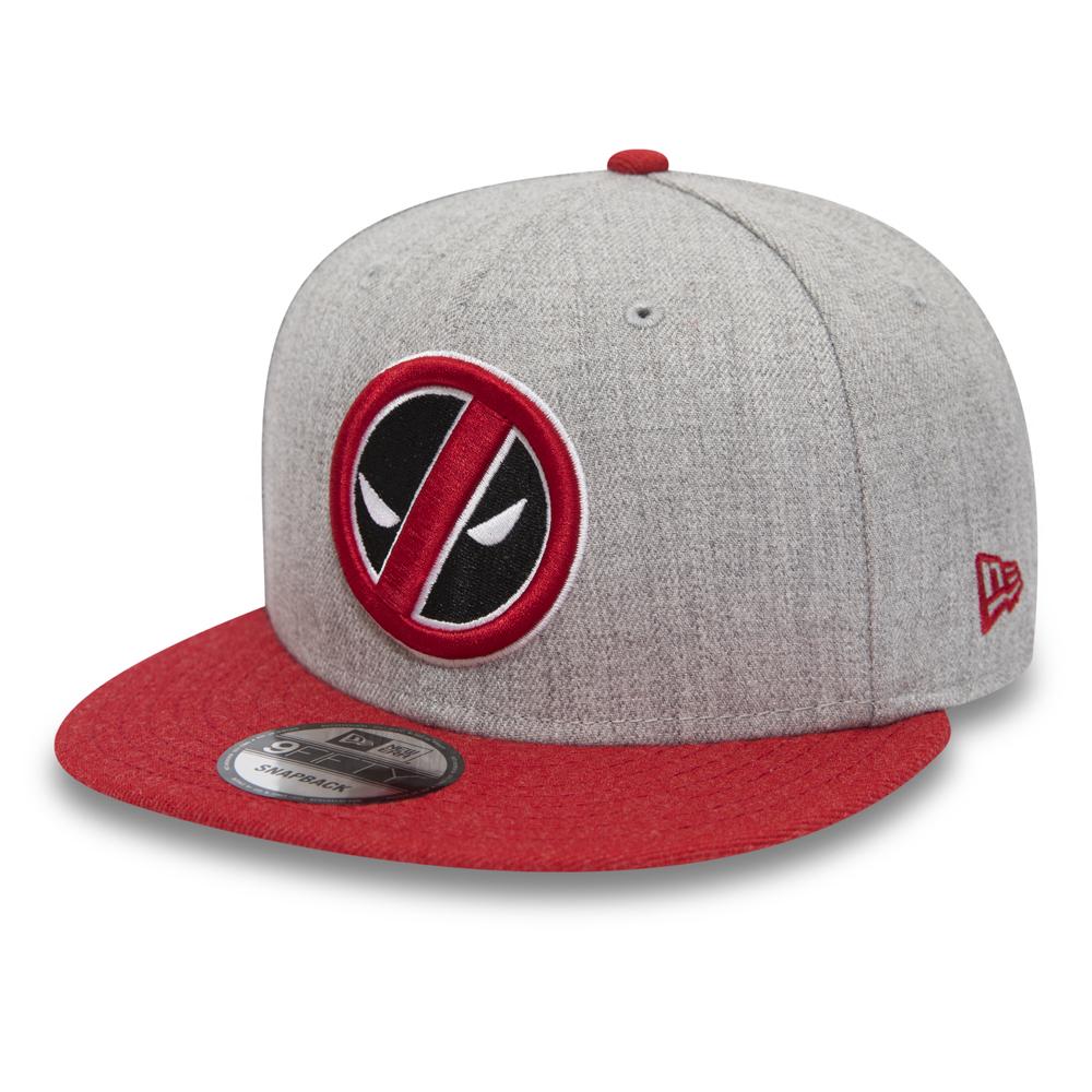 de71847d2 Deadpool Slash Logo 9FIFTY Snapback   New Era