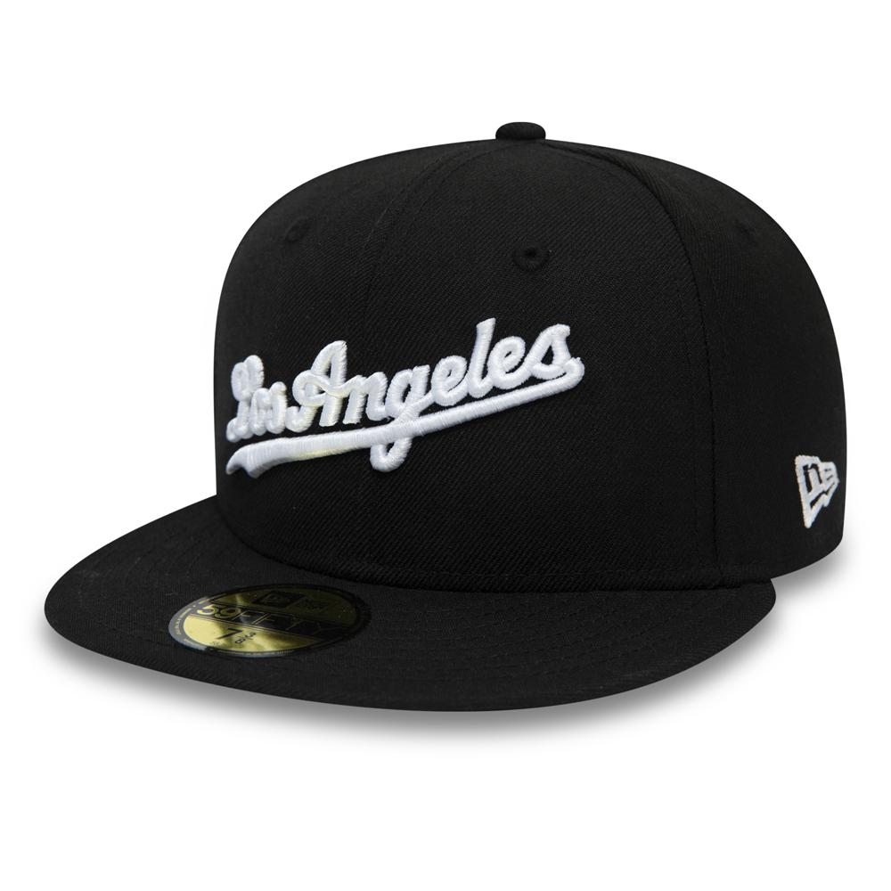 59FIFTY – Los Angeles Dodgers – West Coast Script