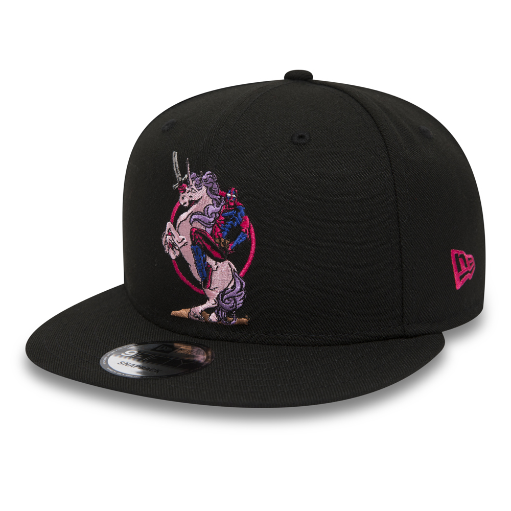 Deadpool Unicorn 9FIFTY Snapback