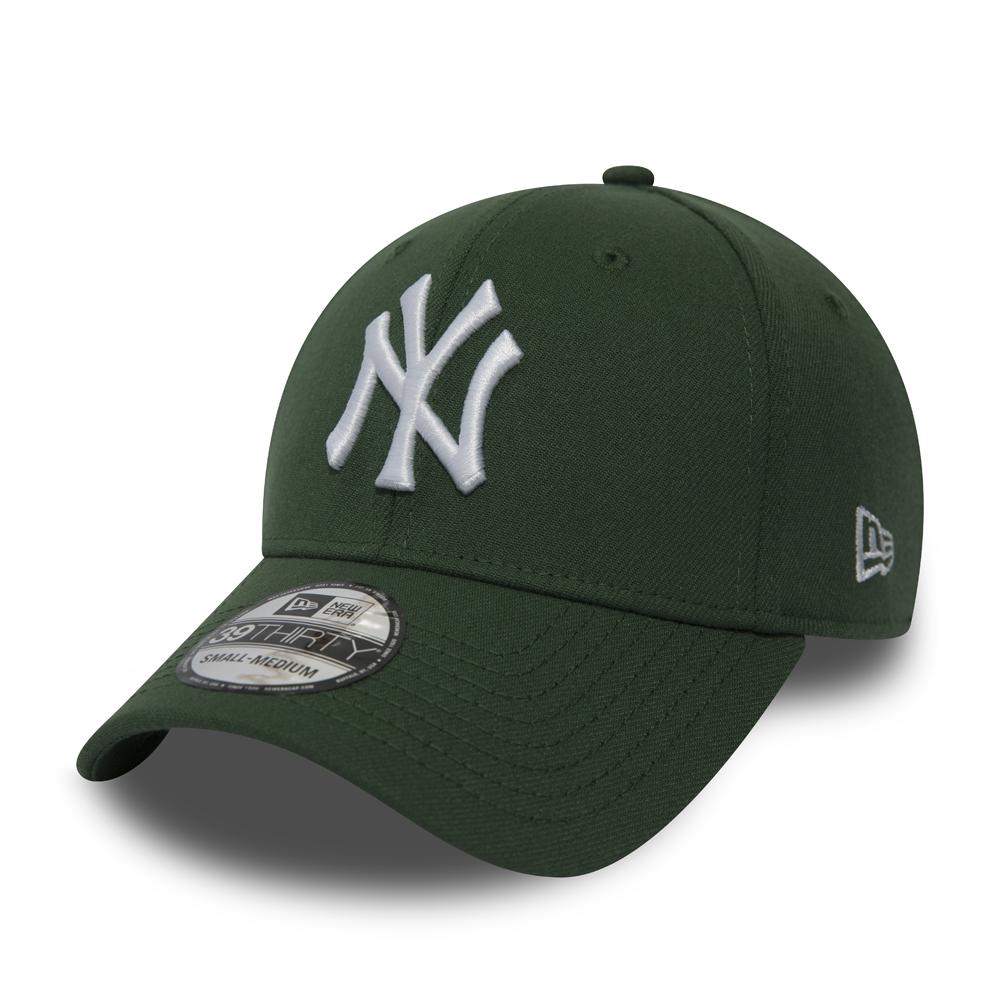 New York Yankees Team Logo Green 39THIRTY