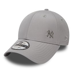 New York Yankees Flawless Grey 9FORTY Cap