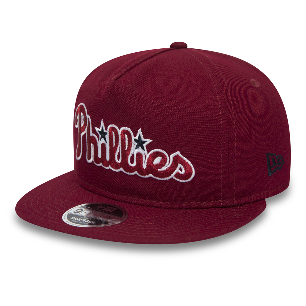 Philadelphia Phillies University Club Golfer 9FIFTY Snapback