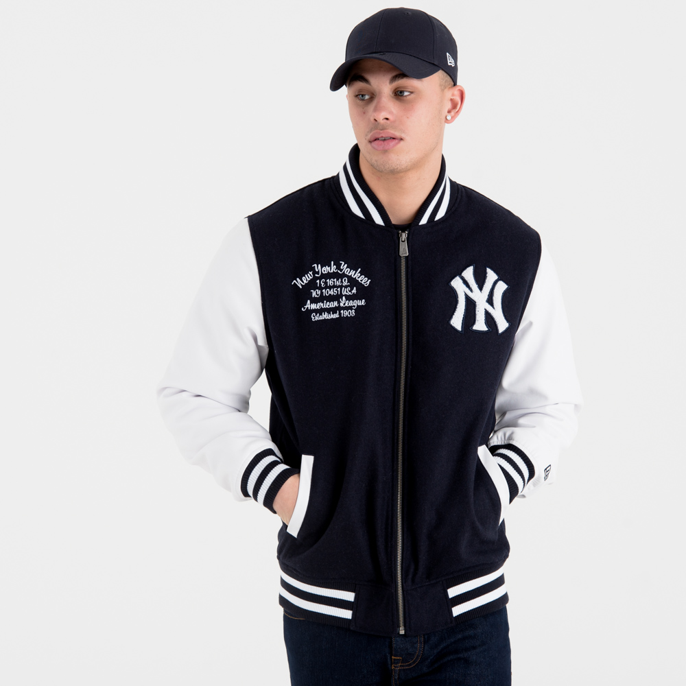 Chaqueta varsity New York Yankees University Club