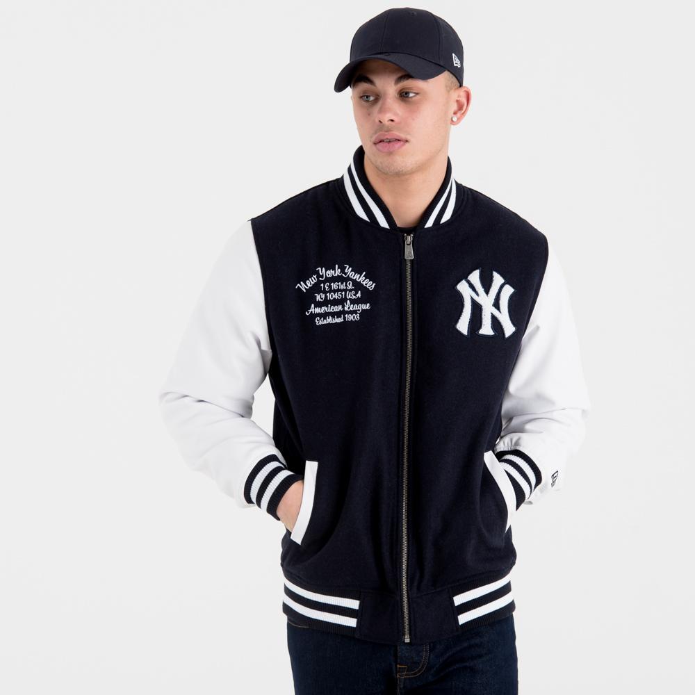 Chaqueta varsity New York Yankees University Club  e06a1dbbb93