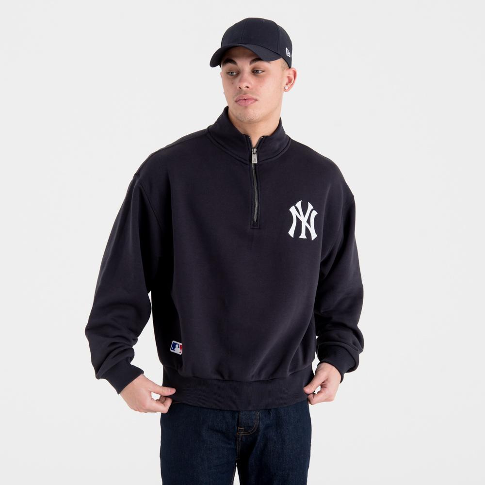 Sweat à col montant New York Yankees University Club
