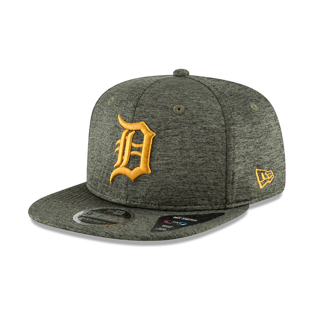 Cappellino in jersey con chiusura posteriore Detroit Tigers Dry Switch 9FIFTY