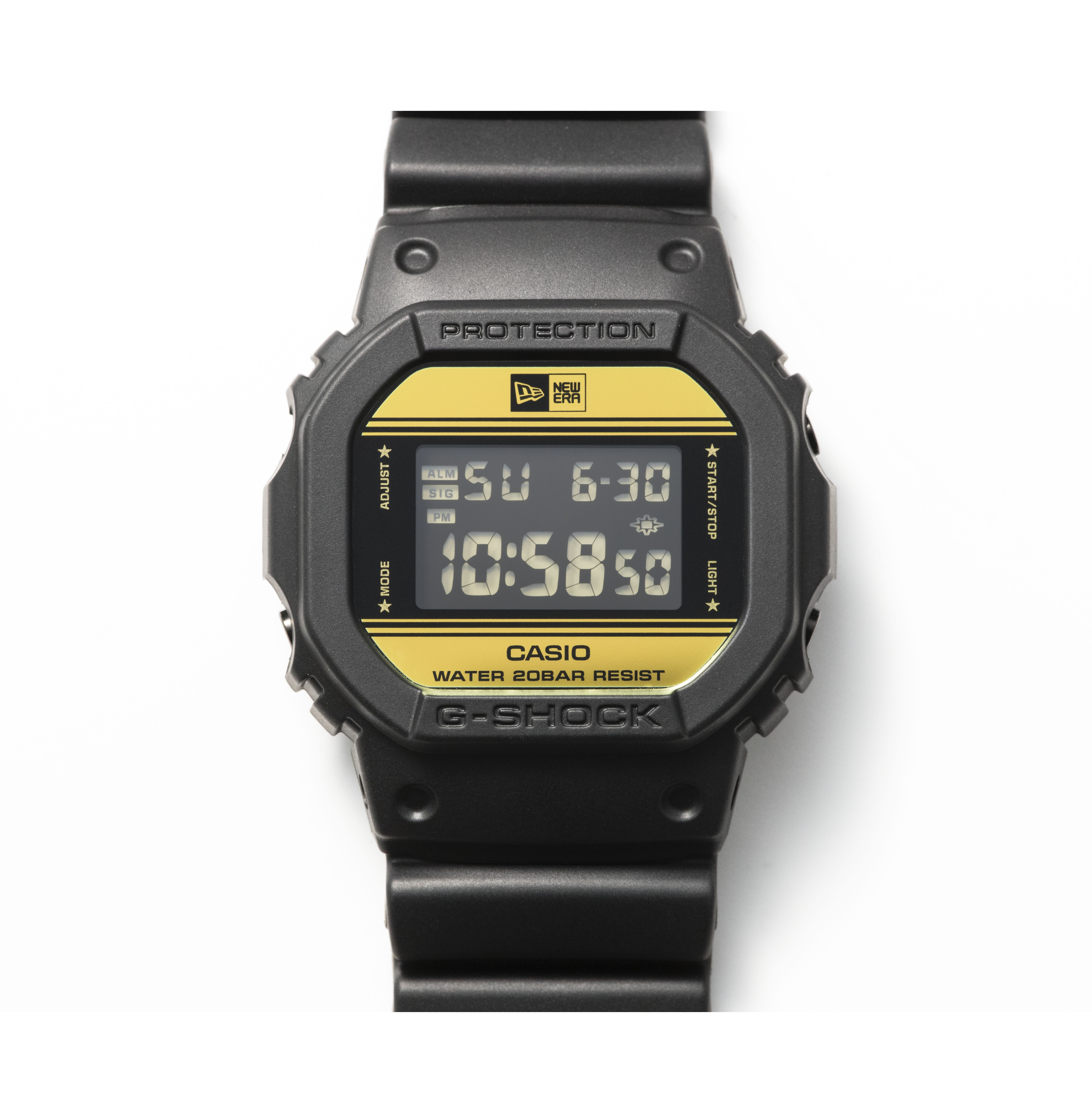 Montre New Era X G-Shock Casio